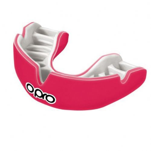 Opro Power-Fit Mouthguard - Pink